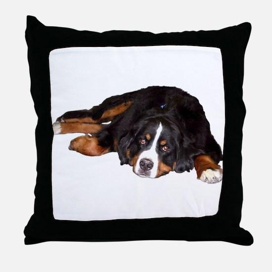 Bernese Mountain Dog - Throw Pillow