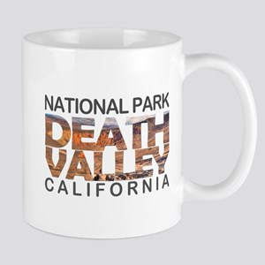 Death Valley - California, Nevada Mugs