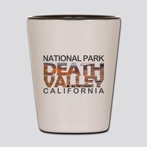 Death Valley - California, Nevada Shot Glass