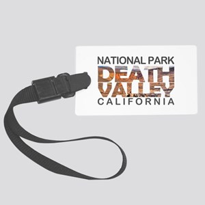 Death Valley - California, Nevad Large Luggage Tag