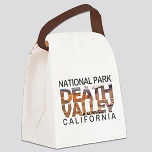 Death Valley - California, Nevada Canvas Lunch Bag