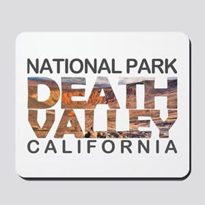Death Valley - California, Nevada Mousepad