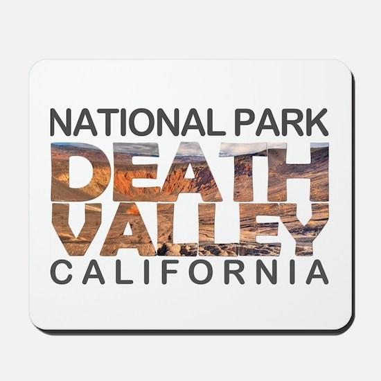 Death Valley - California, Nevada Mousepad