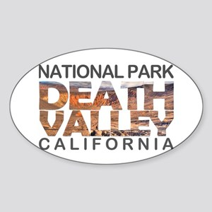 Death Valley - California, Nevada Sticker