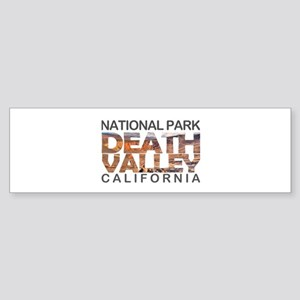 Death Valley - California, Nevada Bumper Sticker