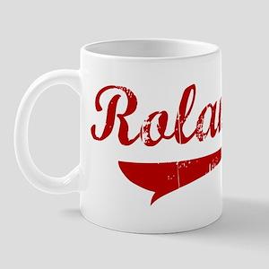 Roland (red vintage) Mug