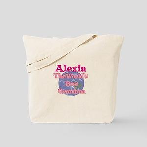 Alexia - Best Grandma in the Tote Bag