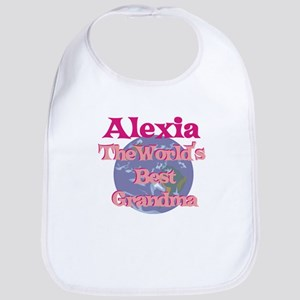 Alexia - Best Grandma in the Bib