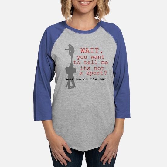 Meet Me on the Mat Long Sleeve T-Shirt