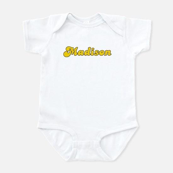 Retro Madison (Gold) Infant Bodysuit