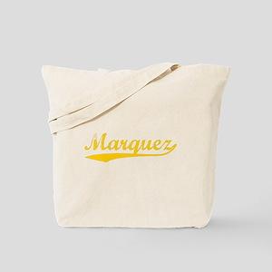 Vintage Marquez (Orange) Tote Bag
