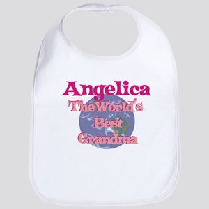 Angelica - Best Grandma in th Bib
