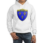 France Metallic Shield Sweatshirt
