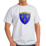 France Metallic Shield T-Shirt