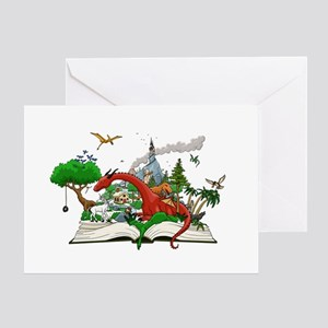Reading is Fantastic! Greeting Cards
