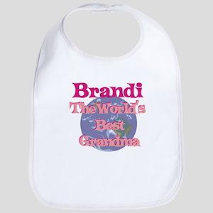 Brandi - Best Grandma in the Bib