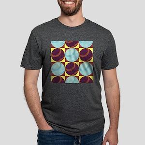 Pop Art Baseball T-Shirt
