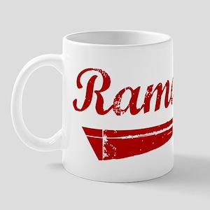 Ramage (red vintage) Mug