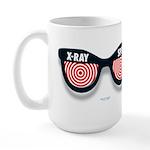X-Ray Specs Large Mug