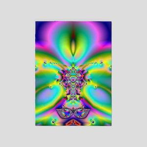 Inner Consciousness 5'x7'area Rug