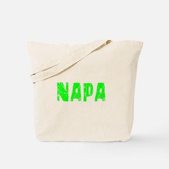 Napa Faded (Green) Tote Bag