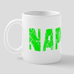 Naples Faded (Green) Mug