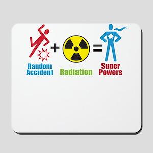 Super Powers Mousepad
