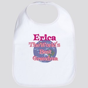Erica - Best Grandma in the W Bib