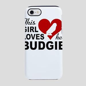 budgie iPhone 8/7 Tough Case