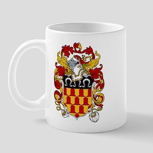 Curzon Family Crest Mug