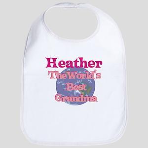 Heather - Best Grandma in the Bib