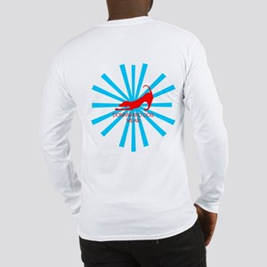 "DDW's ""Energry Burst Long"" Sleeve T-Shir"