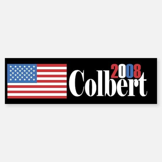 Colbert 2008 Bumper Bumper Sticker Bumper Bumper Bumper Sticker