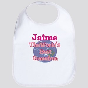 Jaime - Best Grandma in the W Bib