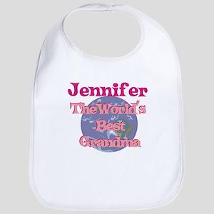 Jennifer - Best Grandma in th Bib