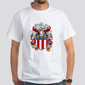 Dale Family Crest White T-Shirt