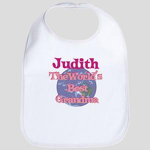 Judith - Best Grandma in the Bib