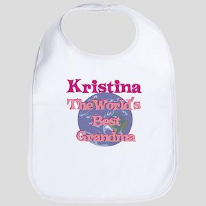Kristina - Best Grandma in th Bib