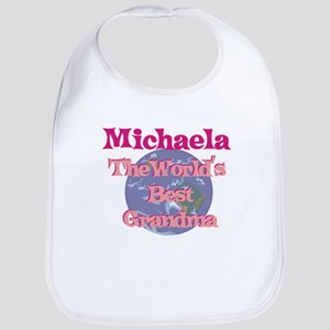 Michaela - Best Grandma in th Bib