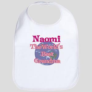 Naomi - Best Grandma in the W Bib