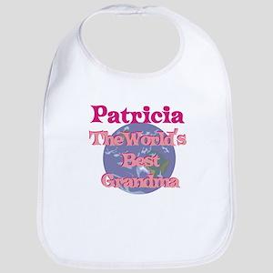 Patricia - Best Grandma in th Bib