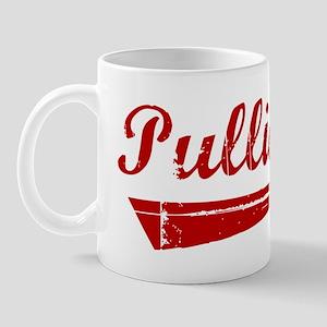 Pulliam (red vintage) Mug