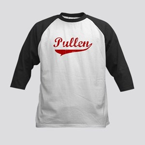 Pullen (red vintage) Kids Baseball Jersey