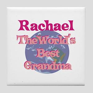 Rachael - Best Grandma in the Tile Coaster