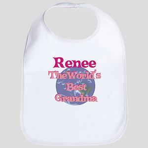 Renee - Best Grandma in the W Bib