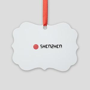 Shenzhen Picture Ornament