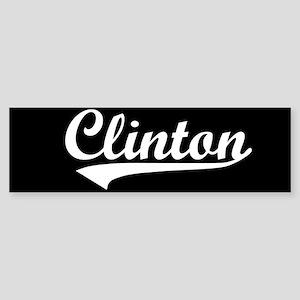 Hillary Clinton 08 Mosaic Bumper Sticker