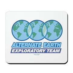 Alternate Earth Mousepad
