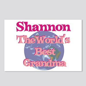 Shannon - Best Grandma in the Postcards (Package o