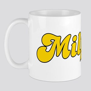 Retro Milpitas (Gold) Mug